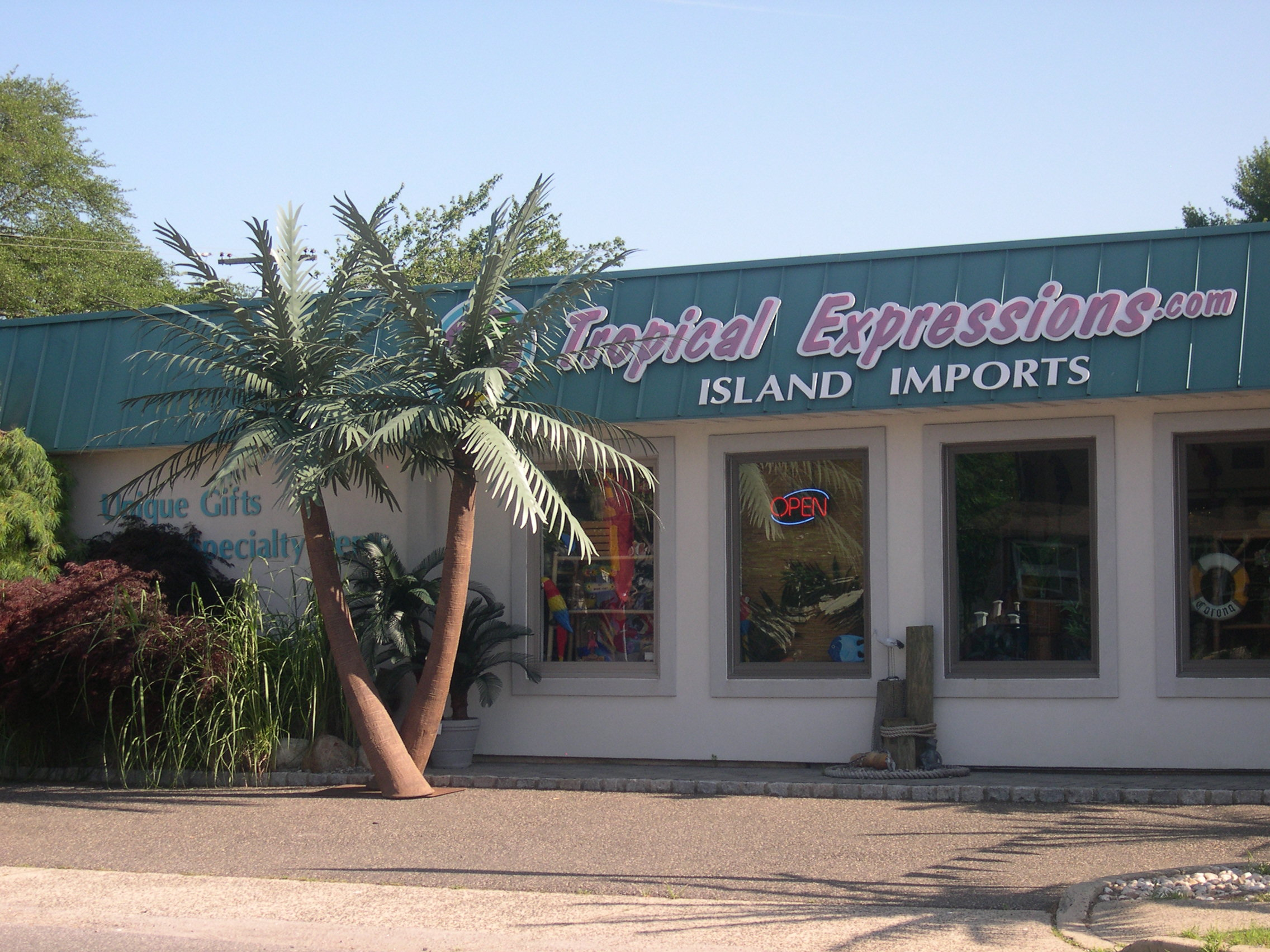 Tropical Expressions