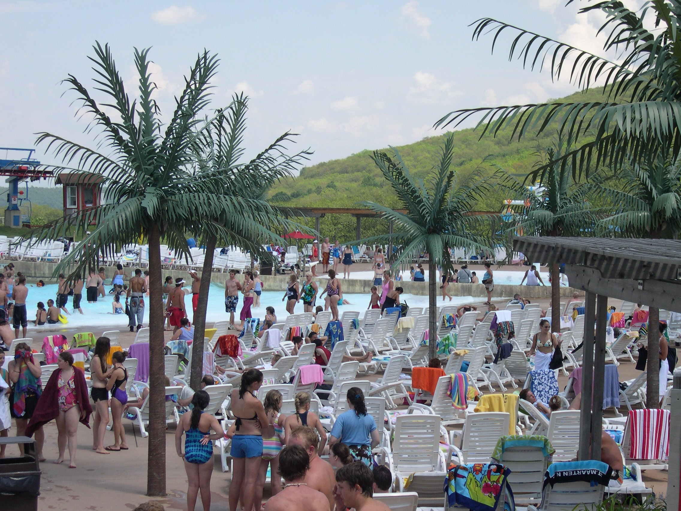 <p>The demand for unique and creatively designed Water Parks has increased.</p>
