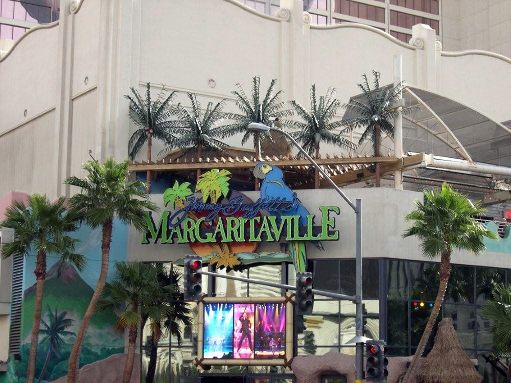 <h6>Margaritaville<br>Las Vegas, Nv.</h6>