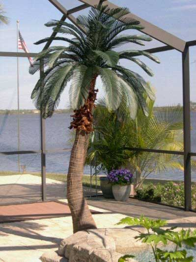 outdoor artificial palm trees Tropical Expressions outdoor artificial palm trees