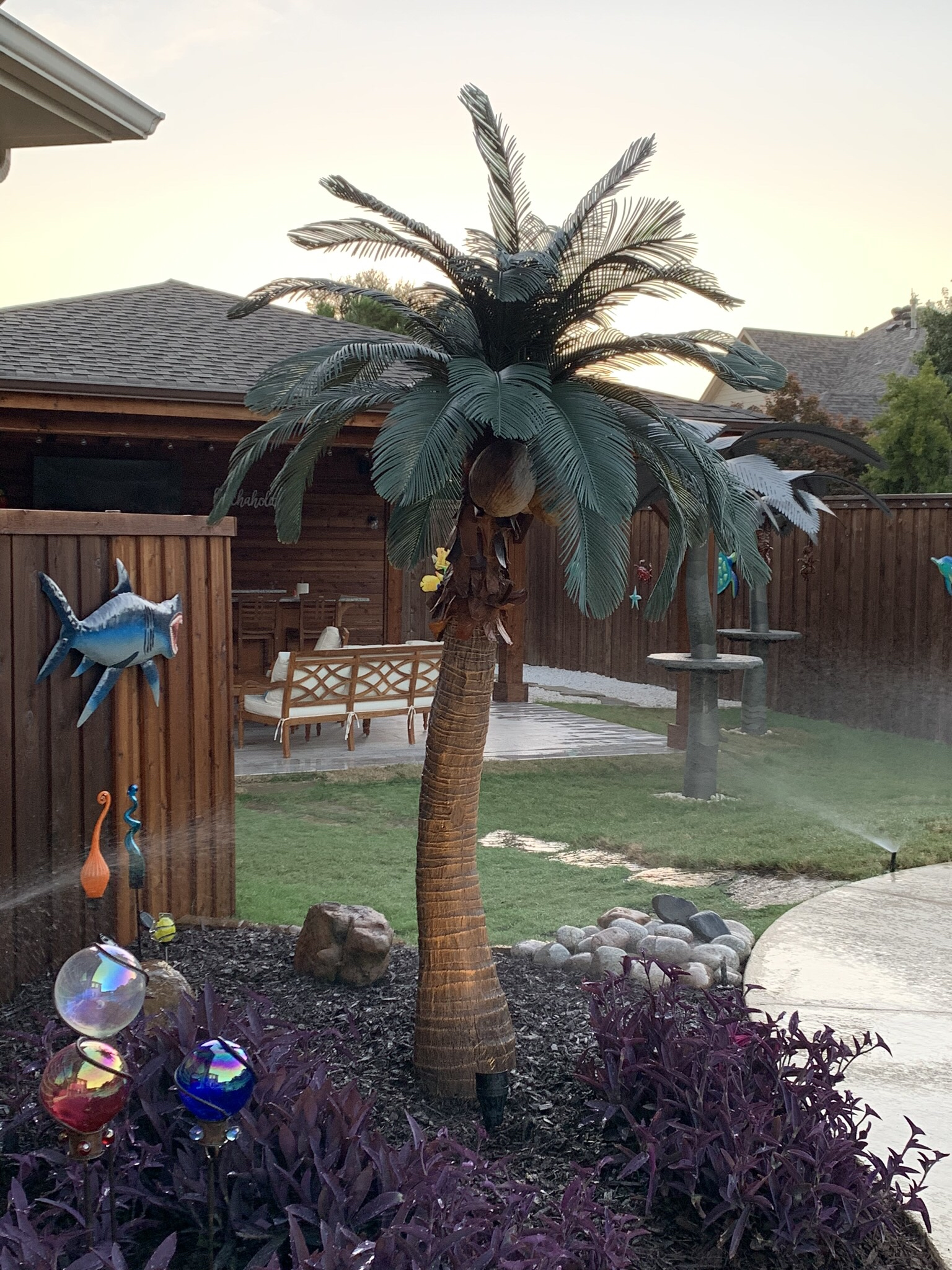 <h2>9' Queen Palm</h2> <p>Homeowners are using our Queen Palms to create their own backyard paradise</p>