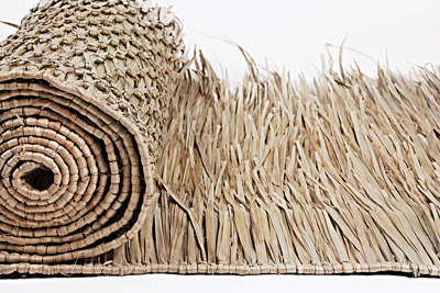 Palm Thatch Rolls /SOLD OUT