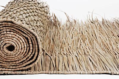 Palm Thatch Rolls - PLEASE CALL